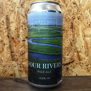 Burnt Mill Four Rivers 4.6% (440ml)