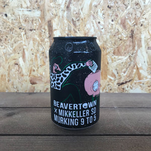 Beavertown x Mikkeller SD Murking 9 to 5 IPA 7.9% (330ml)