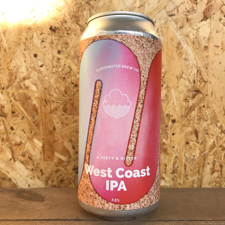 Cloudwater West Coast IPA 7.5% (440ml)