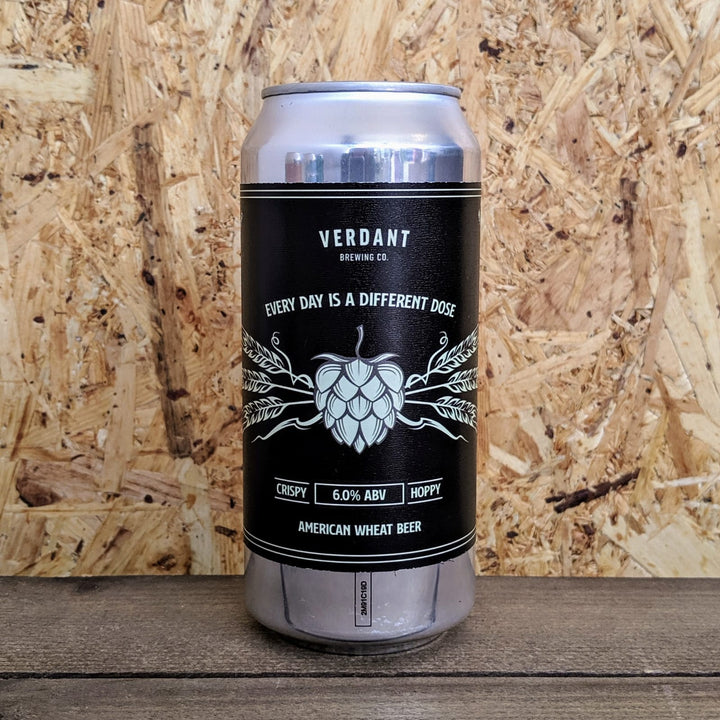 Verdant Every Day is a Different Dose 6% (440ml)