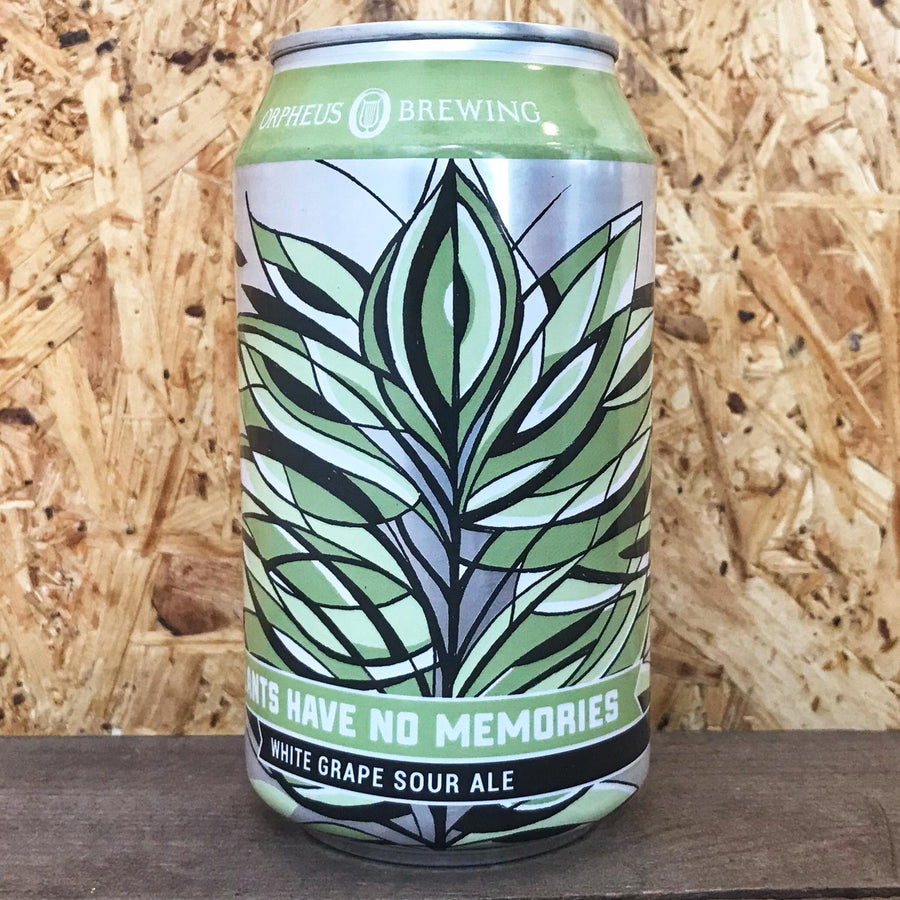 Orpheus Plants Have No Memories 6.5% (355ml)