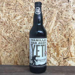 Great Divide Vanilla Oak Aged Yeti 9.5% (650ml)
