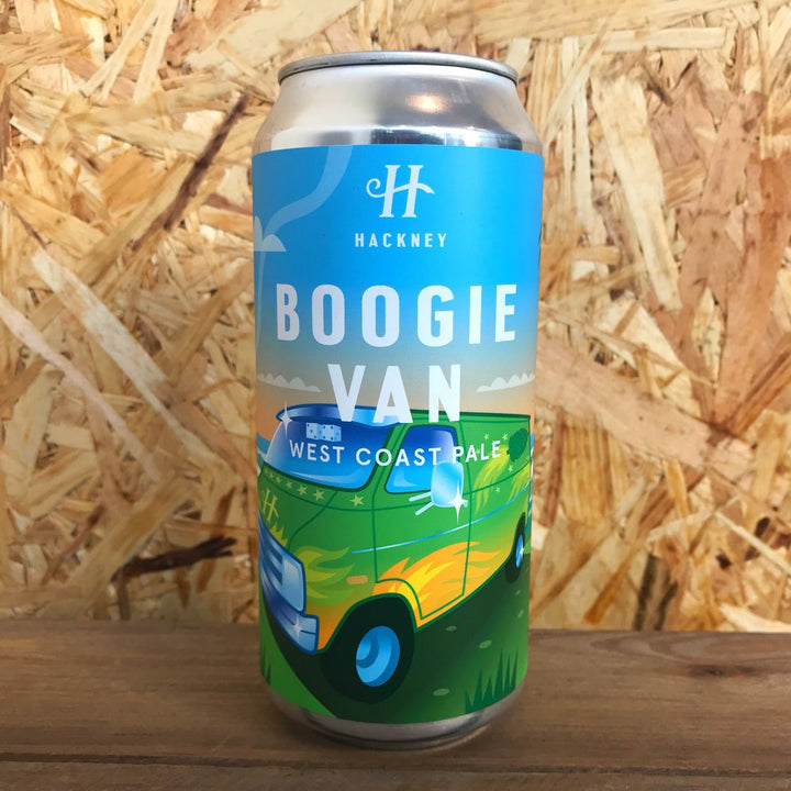 Hackney Boogie Van West Coast Pale 5.5% (440ml)