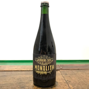 Burning Sky Monolith 8% (750ml)
