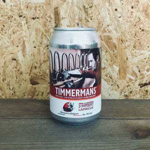 Timmermans Strawberry Lambicus 4% (330ml)