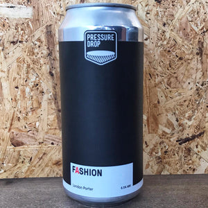 Pressure Drop Fashion Porter 6.5% (440ml)