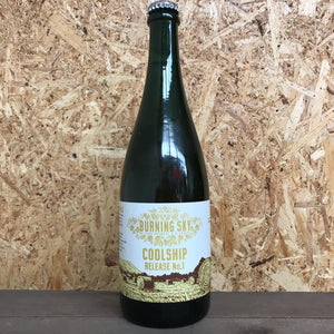 Burning Sky Coolship Release No 1 (750ml)