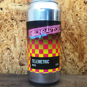 Neon Raptor Telemetric 6.5% (440ml)