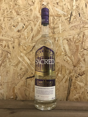 Sacred Christmas Pudding Gin 40% (70cl)