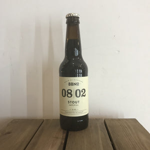 Brew by Numbers 08|02 Imperial Stout 9.9% (330ml)