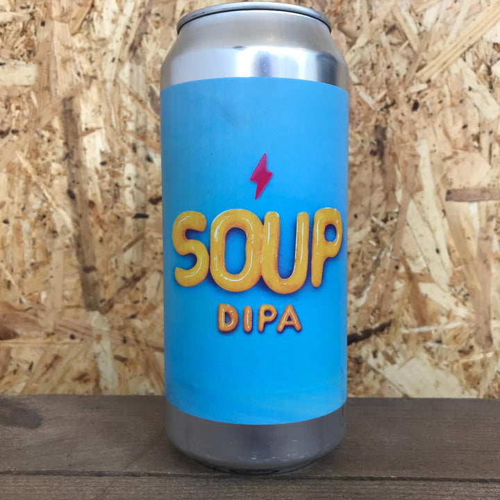 Garage Double Soup DIPA 8.5% (440ml)