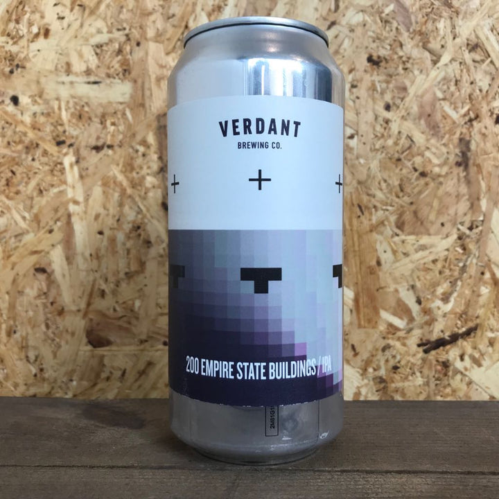 Verdant 200 Empire State Buildings IPA 6.5% (440ml)