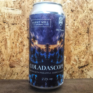 Burnt Mill x Slim Pickens Coladascope 7.2% (440ml)