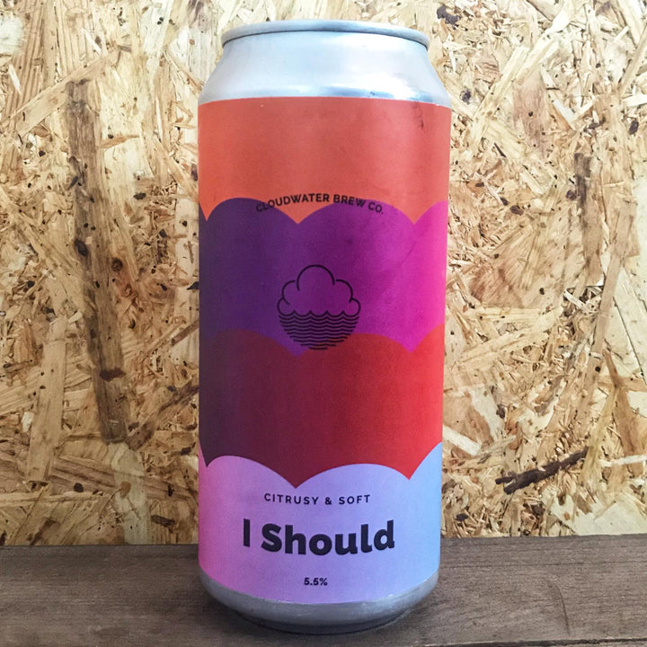 Cloudwater I Should DDH Pale 5.5% (440ml)