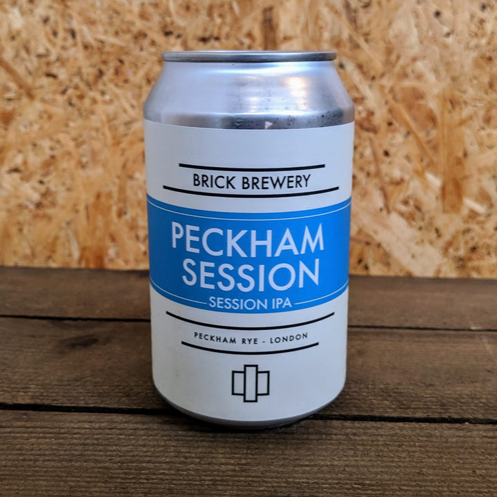 Brick Session IPA 4.2% (330ml)