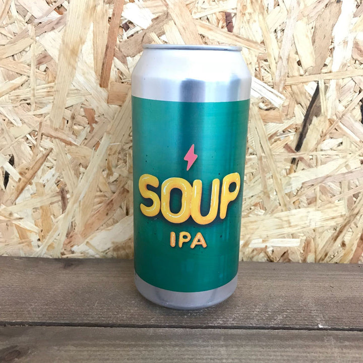 Garage Beer Soup IPA 6% (440ml)