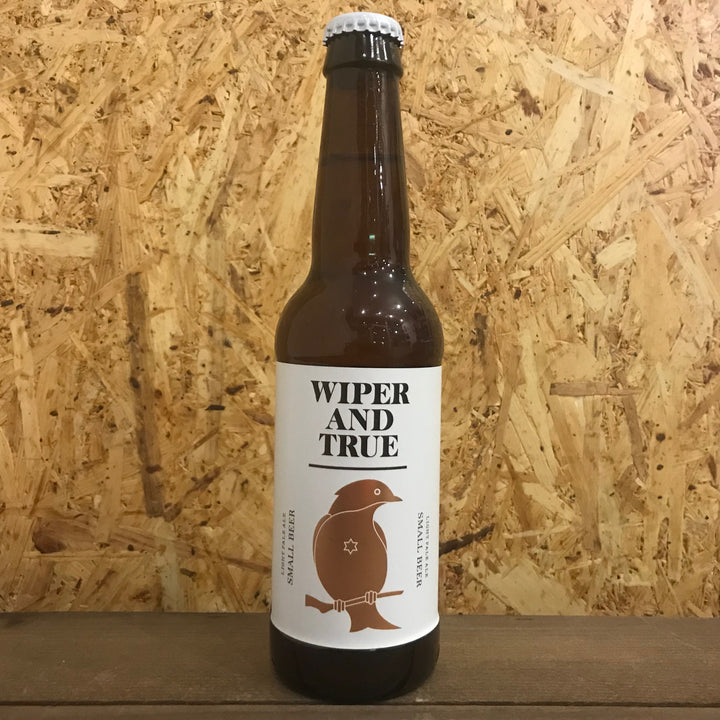 Wiper & True Small Beer 2.7% (330ml)