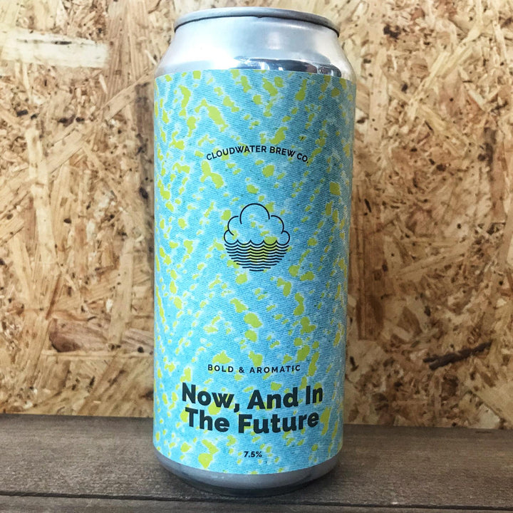 Cloudwater Now, And In The Future 7.5% (440ml)