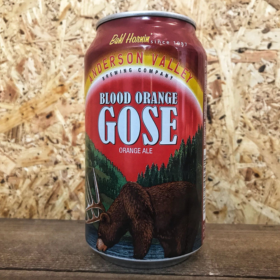 Anderson Valley Blood Orange Gose 4.2% (355ml)
