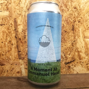 Cloudwater A Moment At Emmanuel Head Pale Ale 3.5% (440ml)