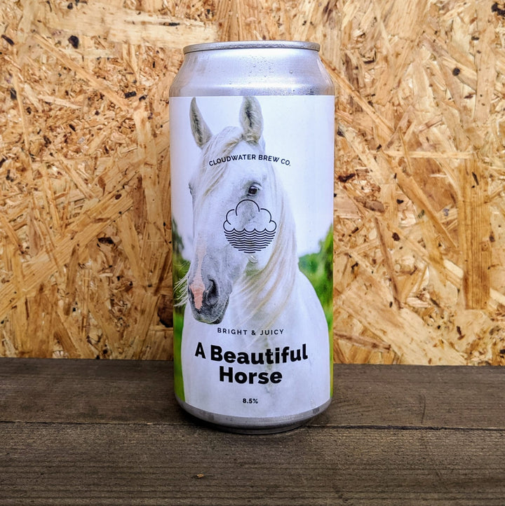 Cloudwater A Beautiful Horse 8.5% (440ml)