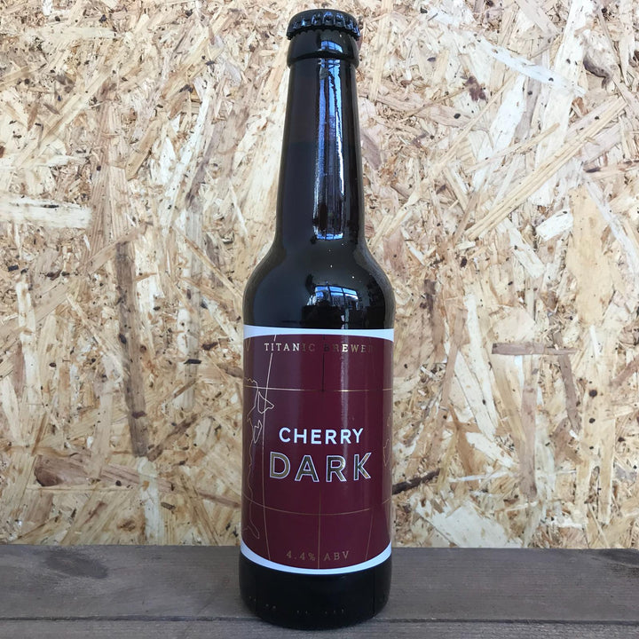 Titanic Cherry Dark 4.4% (330ml)