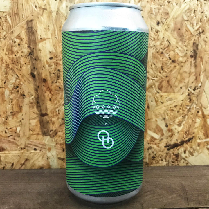 Cloudwater x Other Half Tremendous Ideas DIPA 8% (440ml)