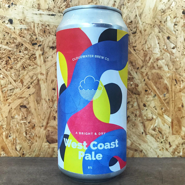 Cloudwater West Coast Pale Ale 5% (440ml)
