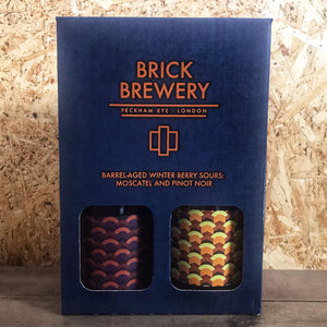 Brick Barrel Aged Winter Berry Sours Box 7.4% (2 x 375ml)