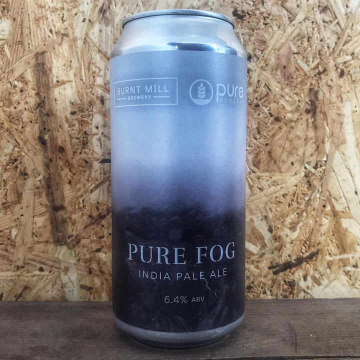 Burnt Mill x Pure Pure Fog IPA 6.4% (440ml)