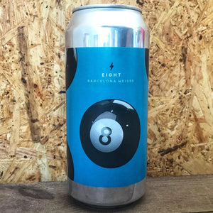Garage Beer Co Eight 4.8% (440ml)