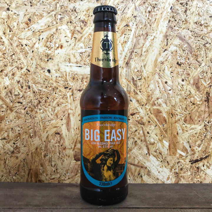Thornbridge Big Easy 0.5% (330ml)