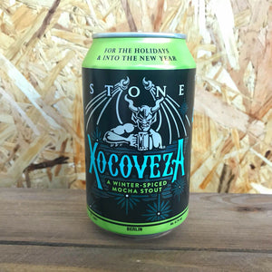 Stone Brewing Xocoveza 8.1% (330ml)