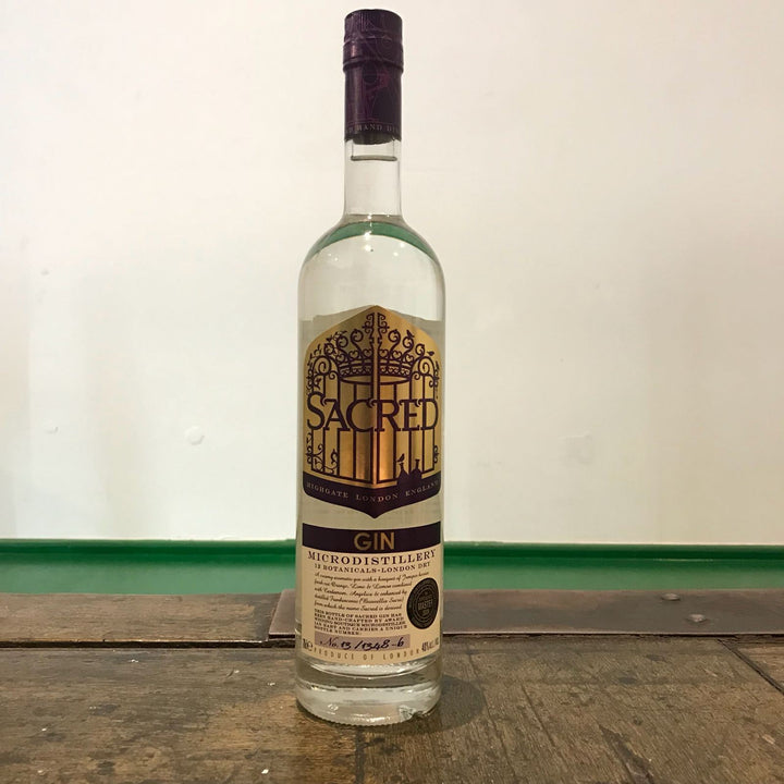 Sacred Gin 40% (70cl)