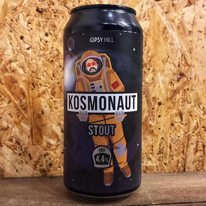 Gipsy Hill Kosmonaut Stout 4.4% (440ml)