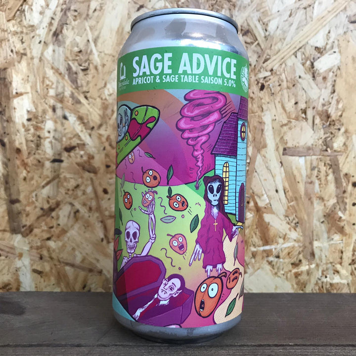 Abbeydale x Northern Monk Sage Advice 5% (440ml)