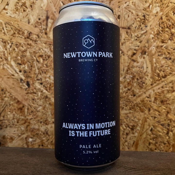 Newtown Park Always in Motion Is The Future Pale 5.2% (440ml)