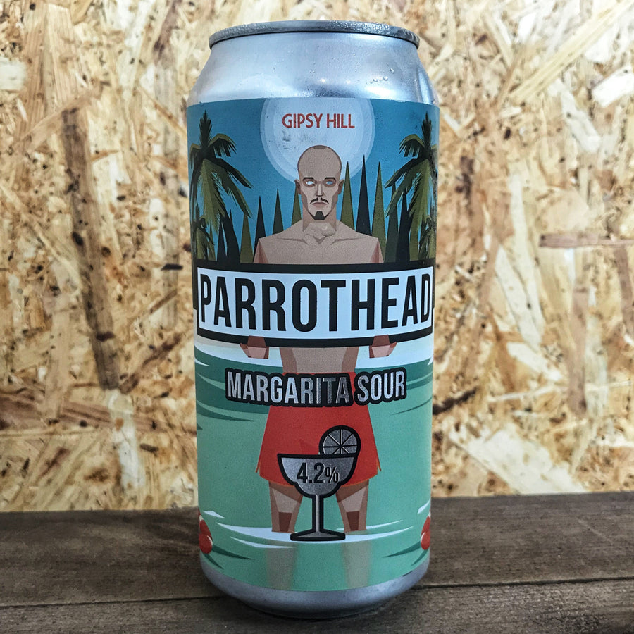 Gipsy Hill Parrothead Margarita Sour 4.2% (440ml)