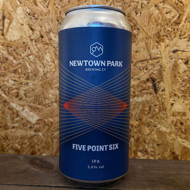 Newtown Park Five Point Six IPA 5.6% (440ml)