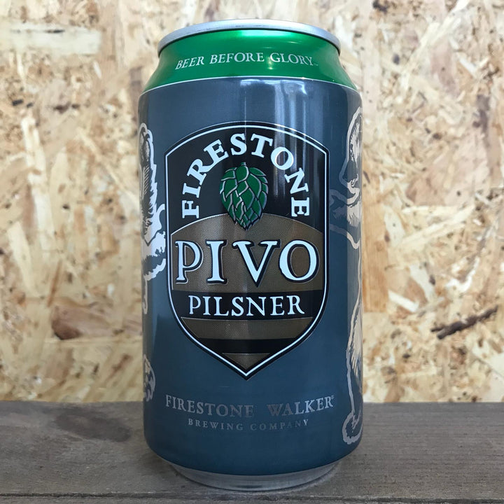 Firestone Walker Pivo Pilsner 5.3% (355ml)