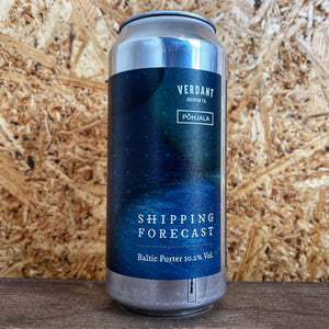 Verdant x Pohjala Shipping Forecast Baltic Porter 10.2% (440ml)
