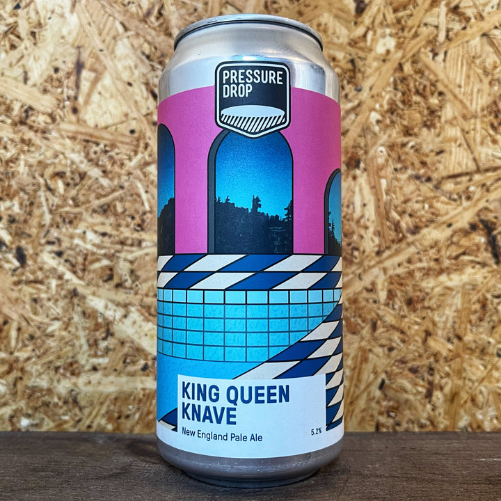 Pressure Drop King Queen Knave NEPA 5.2% (440ml)