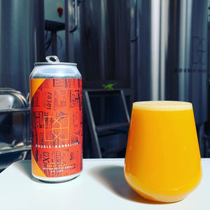 Double Barrelled The Big Fruit Heist Sour 6% (440ml)