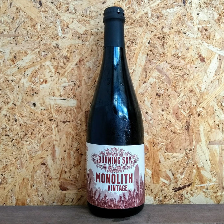 Burning Sky Vintage Monolith 8% (750ml)