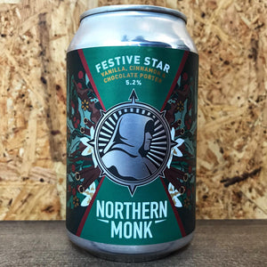 Northern Monk Festive Star 5.9% (330ml)