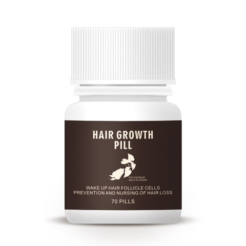 Intensive Hair Growth Natural Ginseng Ginger Extract Stimulating New Growth