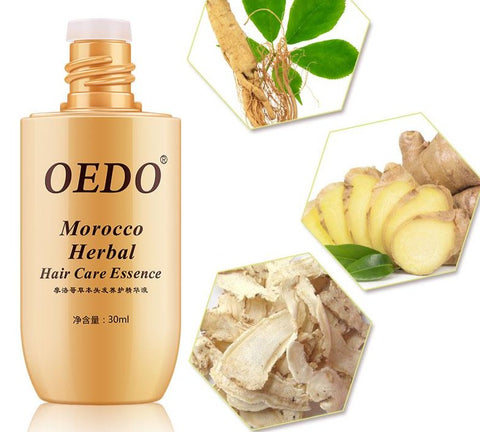 Moroccan Herbal Hair Loss Treatment