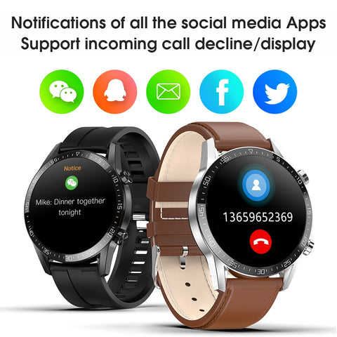 OLED Display Reloj Inteligente Smart Watch Pro