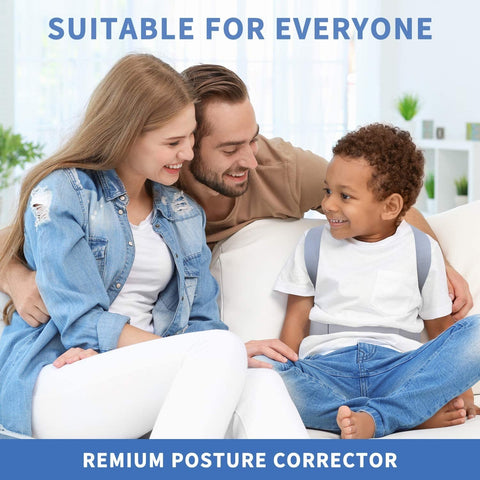 Posture Corrector Orthosis Belt Brace for children and adults relieve back pain