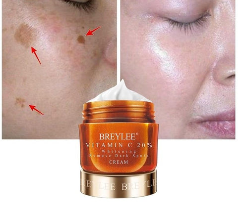 BREYLEE Vitamin C Whitening Facial Cream